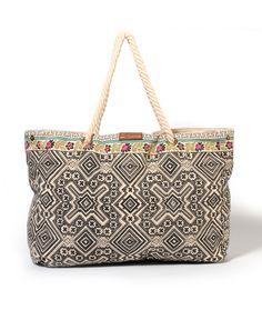 #Billabong Brightside Canvas Beach Bag!!!
