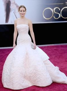 JLaw at The 85th Academy Awards - Arrivals - Los Angeles