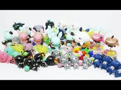 Shop Update #2: Bunnies, Whales and Galaxy Boys - YouTube