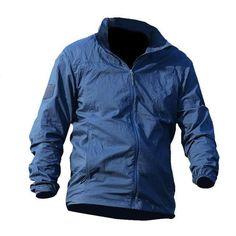 7f567f3b49 TACVASEN Summer Waterproof Quick Dry Tactical Skin Jacket Men Hooded  Raincoat Thin Windbreaker Army Military Jacket TD-QZJL-013