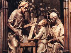La Virgen María gastaría muchas horas de su día en las labores domésticas Dice San Lucas en su Evangelio que el ángel Gabriel fue enviado por Dios a N...