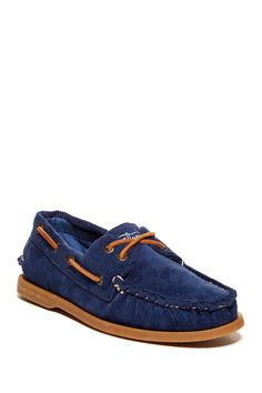 Authentic Original Corduroy Boat Shoe by Sperry Top-Sider on @nordstrom_rack