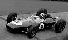 1963 Jack Brabham, Brabham BT11 Climax