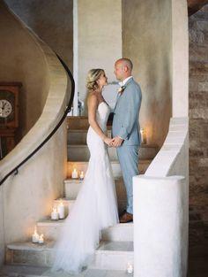 Timeless summer wedding in Santa Barbara Wine Country via Magnolia Rouge