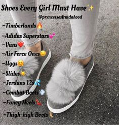 Looking For Good Shoes? Know These Shoe Tips Before Buying Anything! Girl Advice, Girl Tips, Girl Life Hacks, Girls Life, Cute Shoes, Me Too Shoes, Combat Boots Heels, Teen Fashion Outfits, Fashion Tips