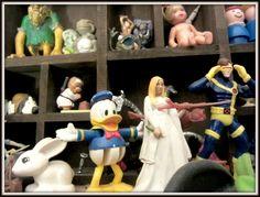 Multimedia Artist, Cyclops, Toy Collector, King Queen, Emperor, Homeland, Donald Duck, The Creator, Paradise