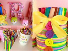DIY DECORA TU ESCRITORIO