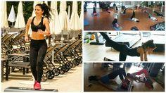 Cu o experiență de șapte ani în domeniul fitness-ului, Luiza se află în echipa noastră de doi ani, a practicat dansul modern și nu numai, deține atestat de instructor fitness și personal trainer.  Ea vă așteaptă la antrenamente personale creative și la clase diverse de aerobic: Total Body, Dance Aerobic, Butt and Abs, Step, Funcțional Training.  Pentru rezervări și detalii suplimentare la numărul de telefon 0729106264 #SkyBlueFitness http://www.sky-center.ro/sky-fitness/