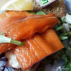 GoatsBridge Smoked Trout !Fantastic Irish Food for 2013