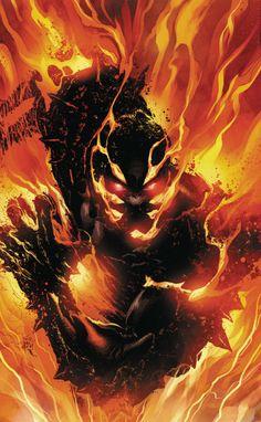 La nueva línea de DC: Dark Matter - Zona Negativa