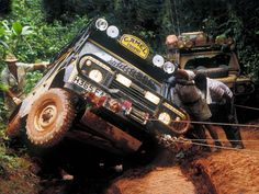 Camel Trophy Defender