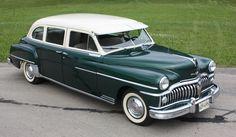 1950 DeSoto Custom sedan