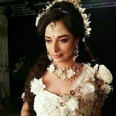 Beautiful Girl Photo, Beautiful Girl Image, Kali Hindu, Kali Shiva, Durga Maa, Bengali Wedding, Marathi Bride, Anushka Photos, Pooja Sharma