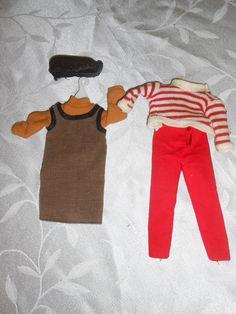 Vintage Sindy doll casual clothes 1960s 82+1.85 Sindy Doll, Dolls, Casual Clothes, Casual Outfits, Doll Clothes, 1960s, Online Price, Best Deals, Vintage