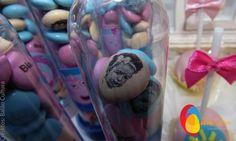 Cubets com o rosto da Bia. Peppa Pig, Kids Part, Animales