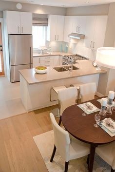 Kitchen Remodel Decor & Design Inspiration for Your Beautiful Home - espacios abiertos
