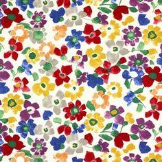 Sweet Pea Marmalade 100% cotton 137cm 32cm Curtaining