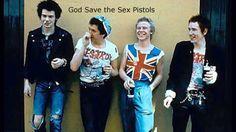 Sid Vicious & Johnny Rotten - Sex Pistols - Buscar con Google