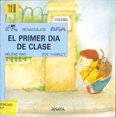 Nicolás no sabe que hoy es el primer día de clase, como tampoco sabe que en clase hay que respetar unas normas... Búscalo en http://absys.asturias.es/cgi-abnet_Bast/abnetop?ACC=DOSEARCH&xsqf01=primer+dia+clase+ray