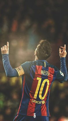 Lionel Messi is Barcelona. Messi Soccer, Messi 10, Lionel Messi Wallpapers, Argentina National Team, Leonel Messi, Best Football Team, Latest Sports News, Football Players, Ronaldo