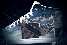 New kicks with a click: ShiftWear sneakers change designs on the fly