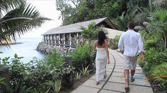 nice Seabreeze Resort, Samoa Vacation Lodging 2013, Journey video information