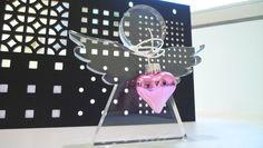 Geschenk Schutzengel ➤ PAULSBECK ➤ von PAULSBECK Buchstaben, Dekoration & Geschenke auf DaWanda.com