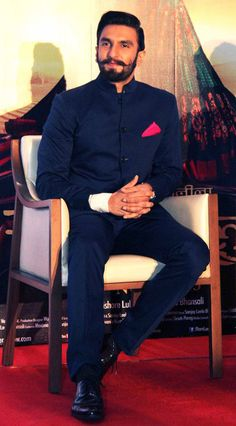 Wedding suits men navy pocket squares 28 Ideas for 2019 Mens Indian Wear, Mens Ethnic Wear, Indian Groom Wear, Indian Men Fashion, Mens Fashion Suits, Mens Suits, Men's Fashion, Wedding Dresses Men Indian, Indian Wedding Wear