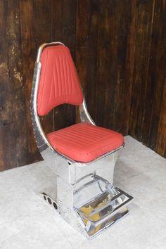 Boeing 727 Military Aircraft Seat/Chair - aero salvage | eBay