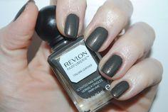 Revlon Parfumerie Nail Polish in Italian Leather swatch