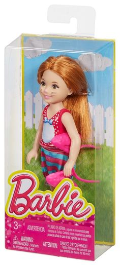 Barbie Chelsea Doll out in 2015!!