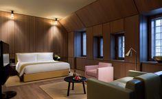 Cafe Royal / Mansard Junior Suite