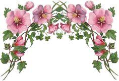 винтажные цветы - Поиск в Google