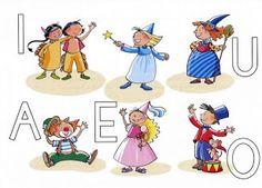 Foto: Bilingual Classroom, School Classroom, School Teacher, Country Day School, Teaching Spanish, Illustration, Activities For Kids, Fairy Tales, Disney Characters