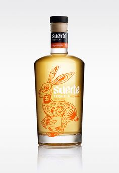Suerte Tequila | illustration by Adam Isaac Jackson | design by Swig Studio
