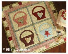 Ellie's Quiltplace - Patronen Kleine Quilts