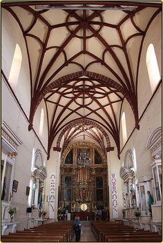 Ex Convento Franciscano y Parroquia de Santa Maria de la Asunción,Acapetlahuacan,Atlixco,Estado de Puebla,México