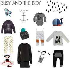 Favorite sales items from Busy and the Boy | KID