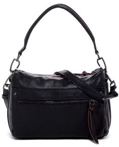6994e463ce230 Liebeskind Berlin Santa Clara Sporty Leather Shoulder Bag
