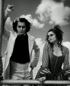 Sweeny Todd - These two are magic on the screen.