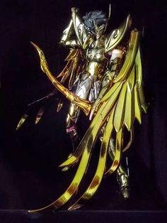 Saint Seiya Myth Cloth Ex Sagitter no Aiolos
