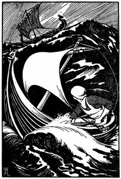 Reginald & Horace Knowles (1910) from NORSE FAIRY TALES.
