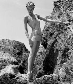 Vintage Bathing Cap 11
