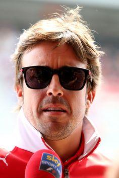 Fernando Alonso - Spanish F1 Grand Prix - Race