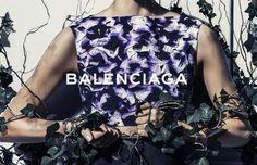 balenciaga daria werbowy photos2 More Photos of Daria Werbowy in Balenciagas Spring Ads