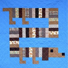 doxie quilt