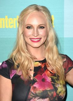 'The Vampire Diaries' Star Candice Accola Is Pregnant & Her Announcement Would Be Caroline Forbes Approved — PHOTO