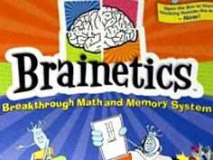 Brainetics Math and Memory System