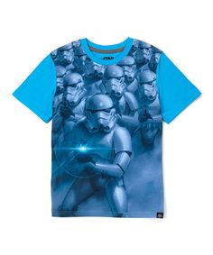 Love this Star Wars Stormtroopers Army Sublimated Tee - Boys by Star Wars on #zulily! #zulilyfinds