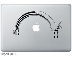 Lady Rainicorn Decal Adventure Time by FJOLL on Etsy